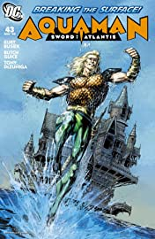 Aquaman: Sword of Atlantis (2006-2007) #43