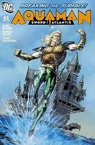 Aquaman: Sword of Atlantis (2006-2007) No.43