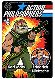 Action Philosophers #6: Marx & Nietzsche!