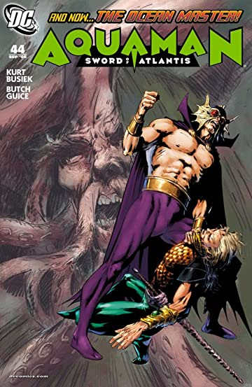 Aquaman: Sword of Atlantis (2006-2007) #44