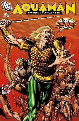 Aquaman: Sword of Atlantis (2006-2007) #45