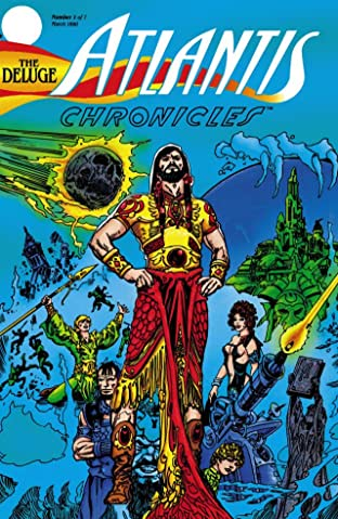 The Atlantis Chronicles #1 (of 7)