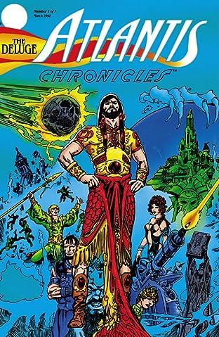 The Atlantis Chronicles #1 (of 7)
