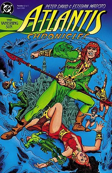 The Atlantis Chronicles #2 (of 7)