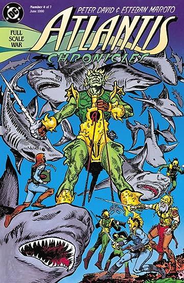 The Atlantis Chronicles #4 (of 7)