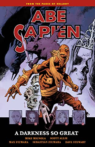 Abe Sapien Tome 6: A Darkness So Great