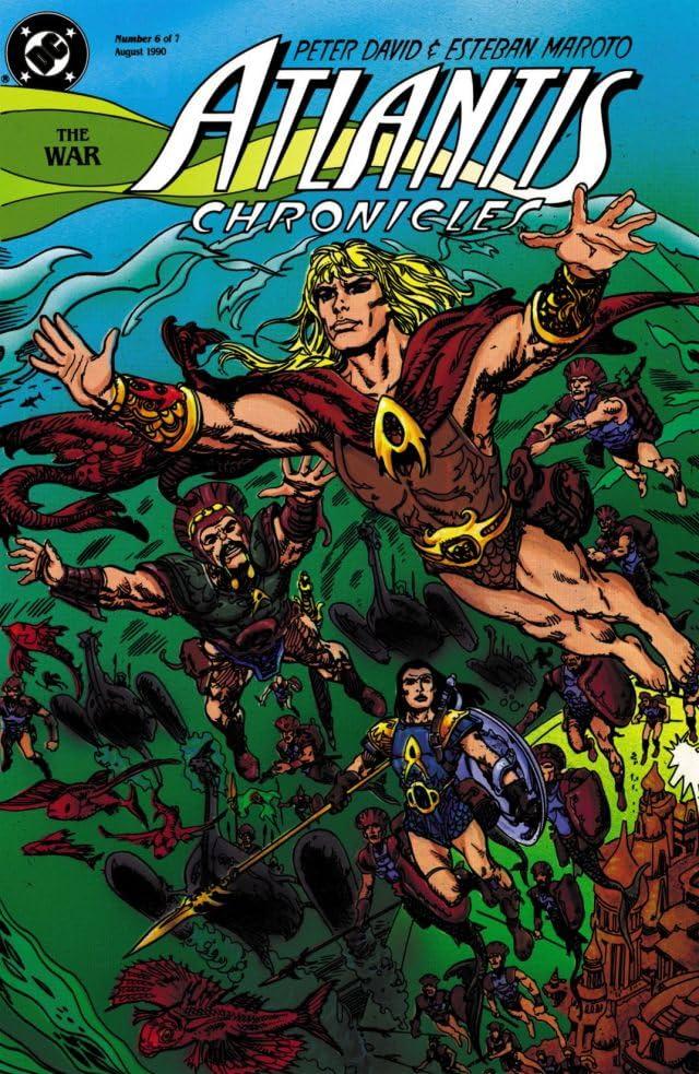 The Atlantis Chronicles #6