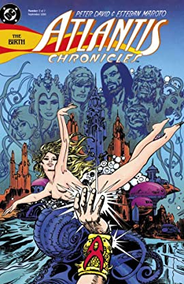 The Atlantis Chronicles #7 (of 7)