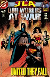 JLA: Our Worlds at War #1