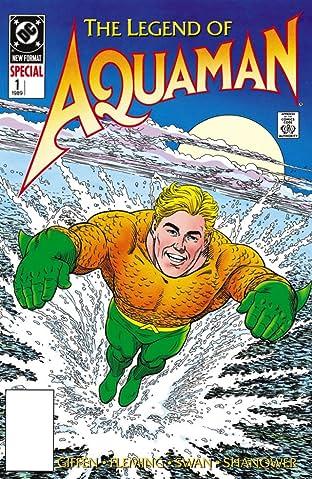Aquaman Special: The Legend of Aquaman No.1