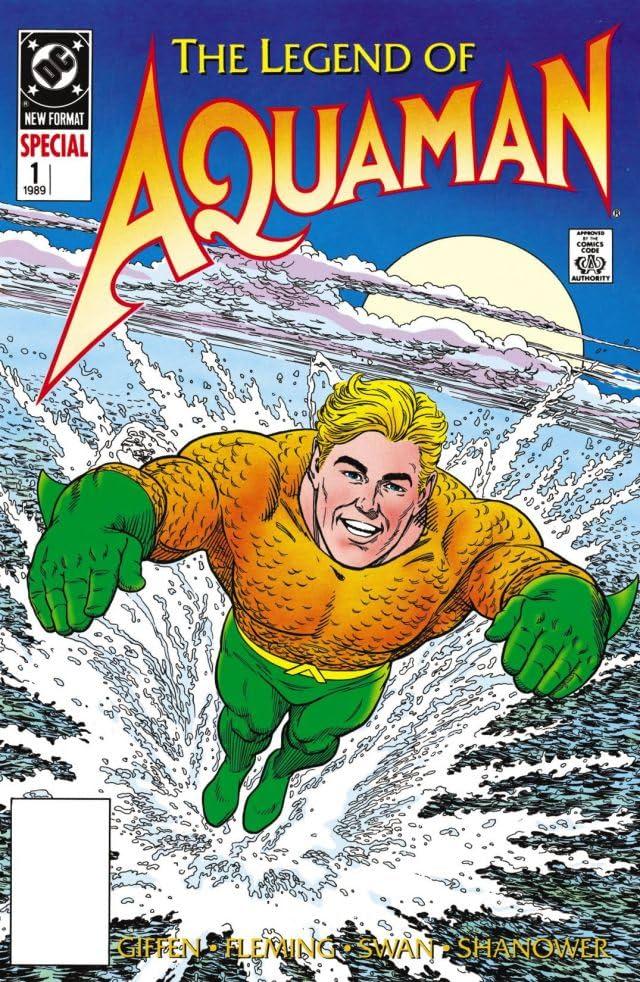 Aquaman Special: The Legend of Aquaman #1