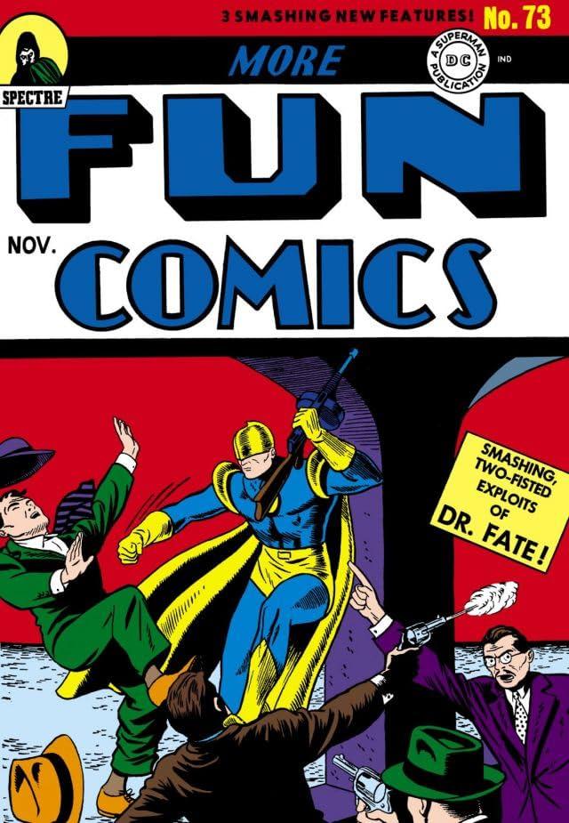 More Fun Comics (1936-1947) #73