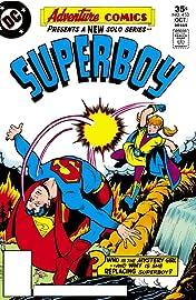 Adventure Comics (1935-1983) #453-454-455