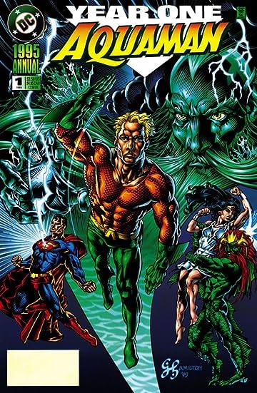 Aquaman (1994-2001) #1: Annual