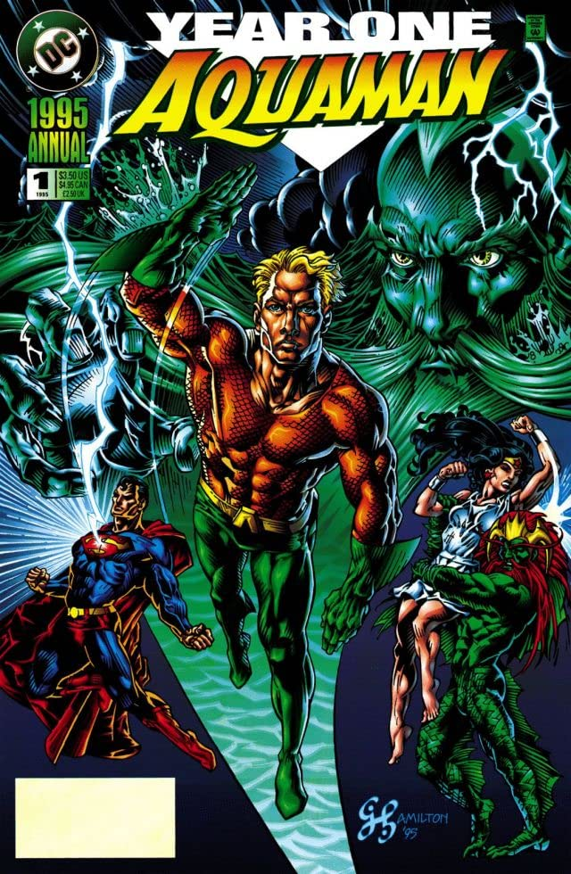 Aquaman (1994-2001): Annual #1