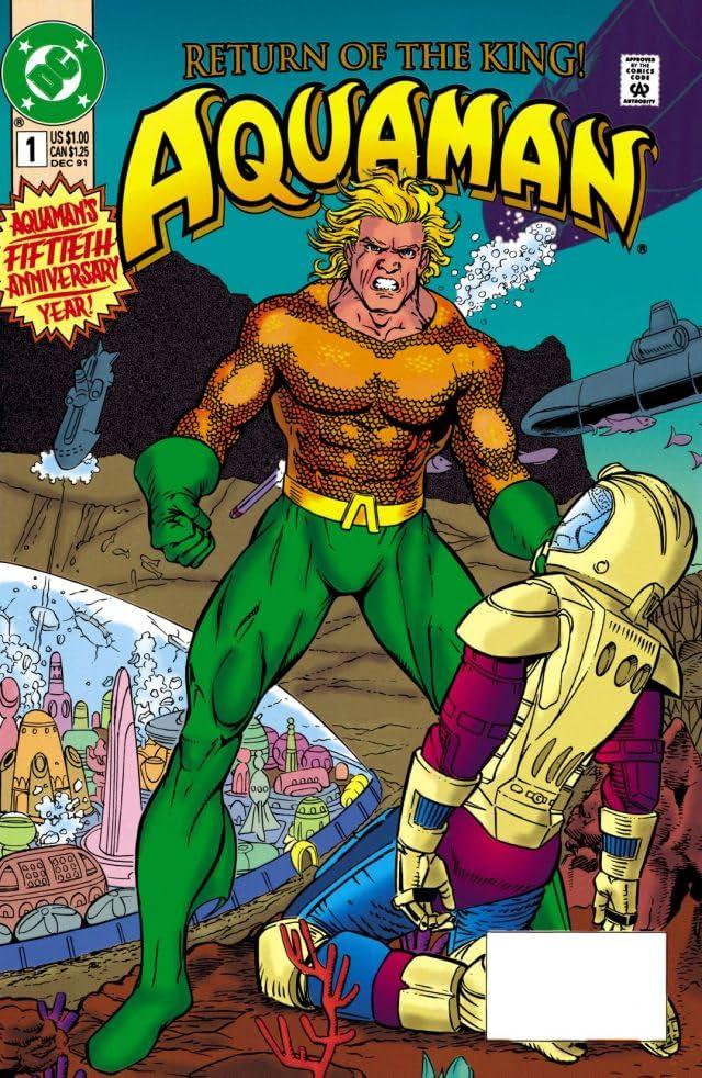 Aquaman (1991-1992) #1