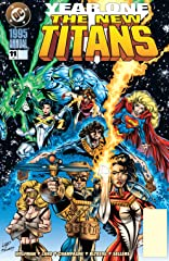 The New Titans (1984-1996) #11: Annual