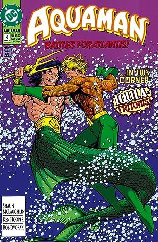 Aquaman (1991-1992) #4