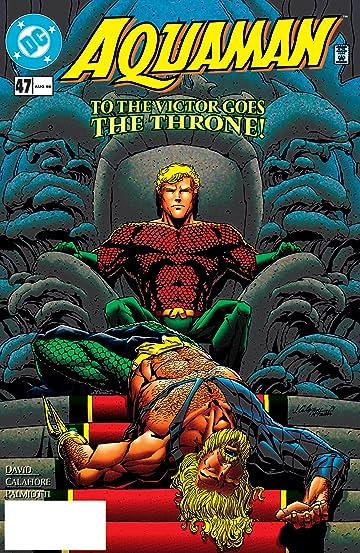 Aquaman (1994-2001) #47