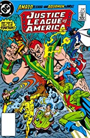 Justice League of America (1960-1987) #241