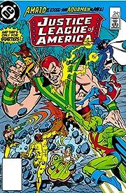 Justice League of America (1960-1987) #241