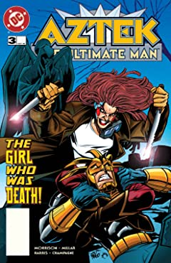 Aztek: The Ultimate Man (1996-1997) No.3