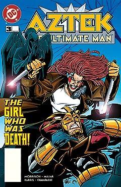 Aztek: The Ultimate Man (1996-1997) #3