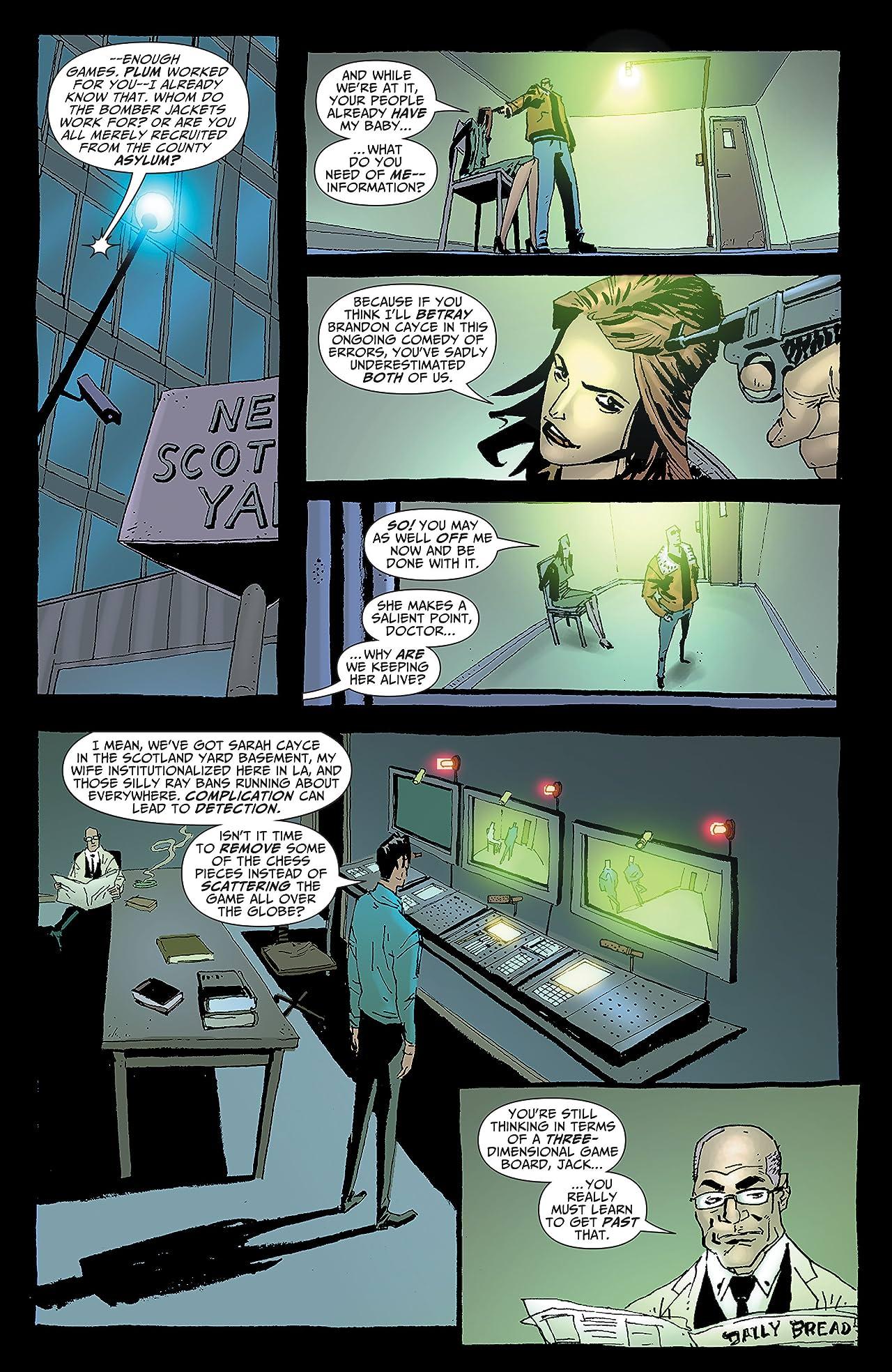 Deadman (2006-2007) #11
