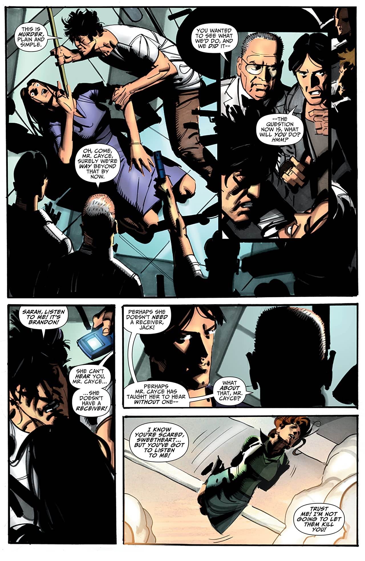 Deadman (2006-2007) #12