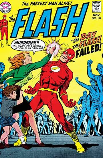 The Flash (1959-1985) #192