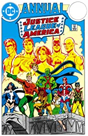 Justice League of America (1960-1987): Annual #2