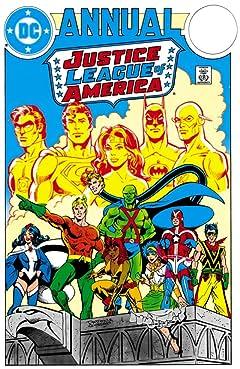 Justice League of America (1960-1987): Annual #2