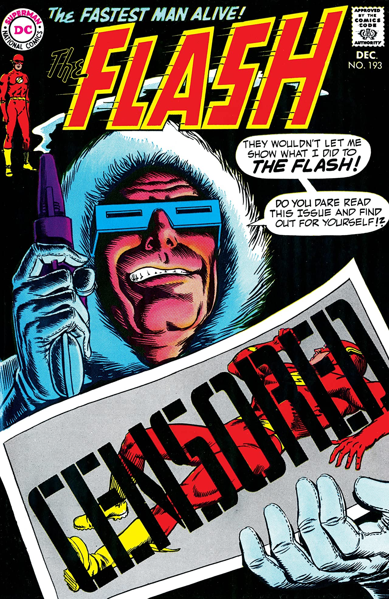 The Flash (1959-1985) #193