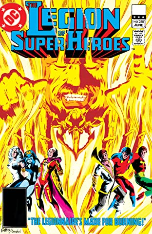 Legion of Super-Heroes (1980-1985) #288