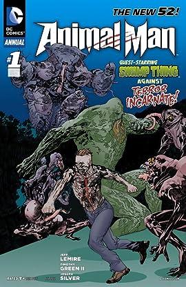Animal Man (2011-2014): Annual #1