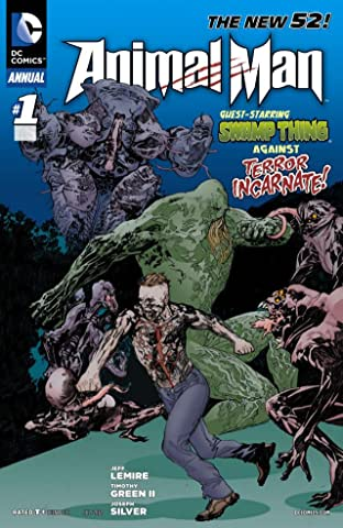 Animal Man (2011-2014): Annual #1