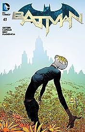 Batman (2011-2016) #43