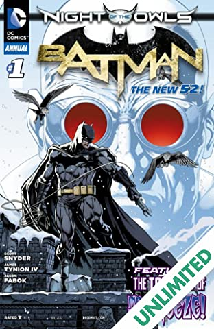 Batman (2011-2016): Annual #1