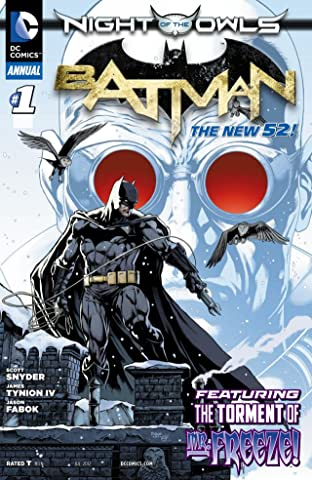 Batman (2011-) #1: Annual