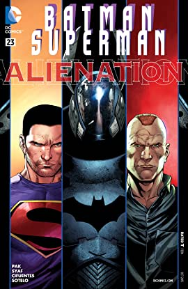 Batman/Superman (2013-2016) #23