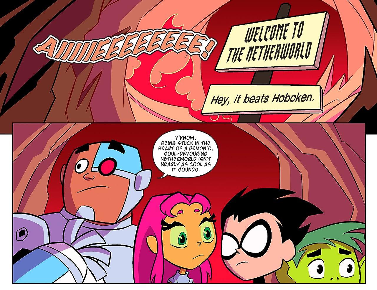Teen Titans Go! (2013-) #22