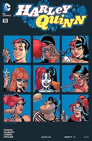 Harley Quinn (2013-2016) #19