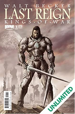 Last Reign: Kings of War #1 (of 5)