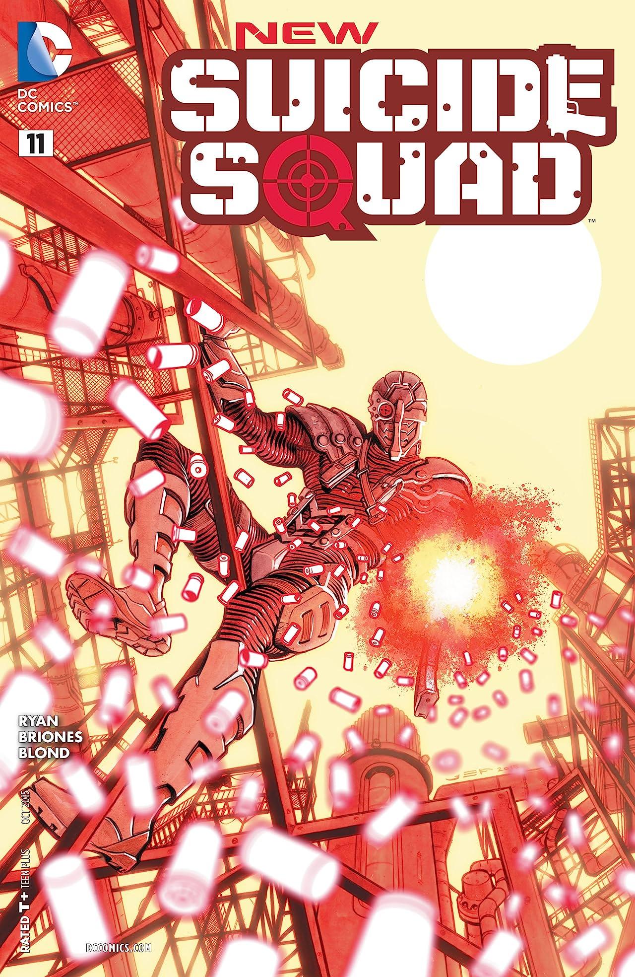 New Suicide Squad (2014-2016) #11
