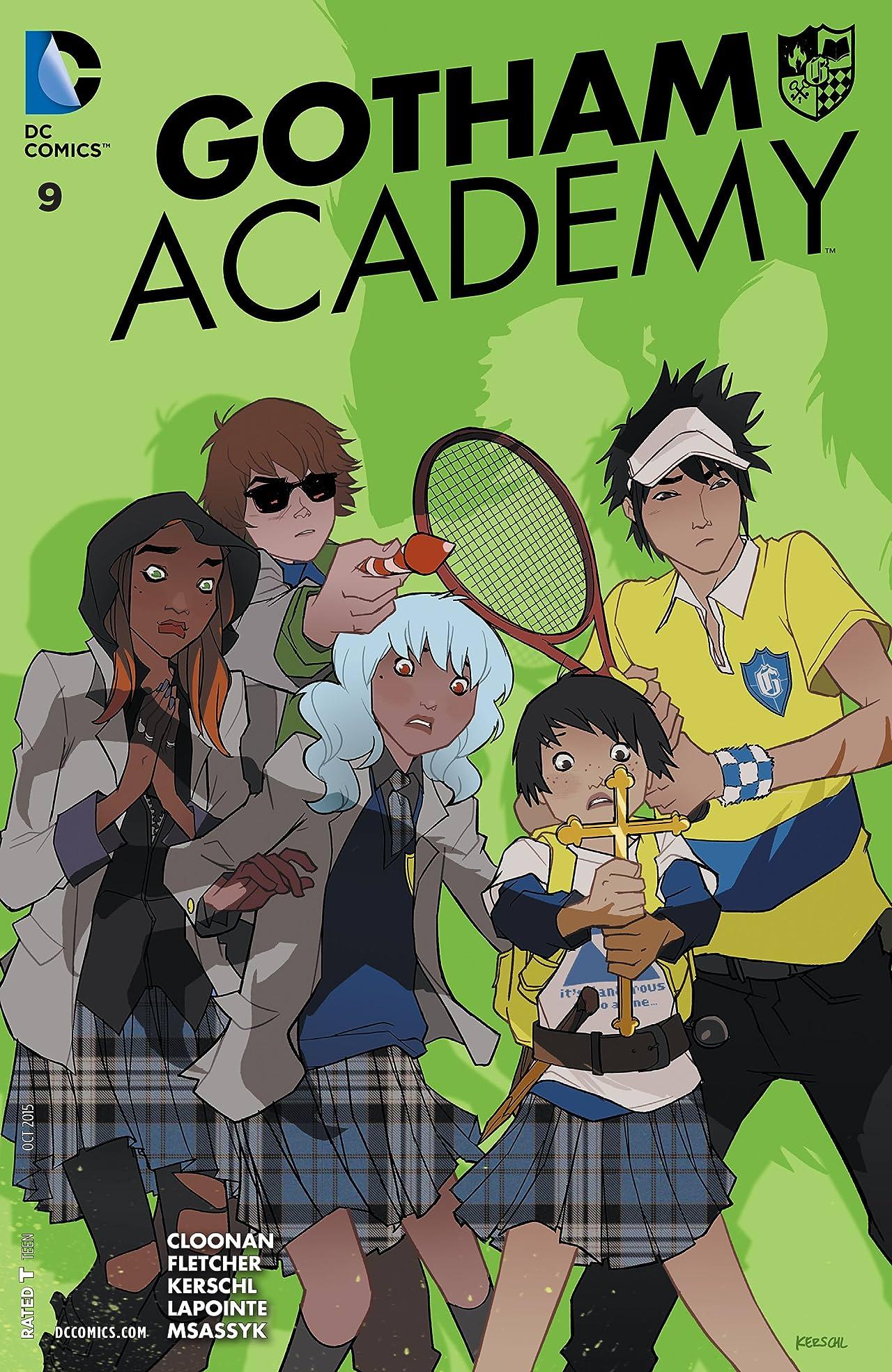 Gotham Academy (2014-) #9