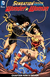 Sensation Comics Featuring Wonder Woman (2014-2015) #47