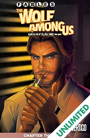 Fables: The Wolf Among Us #36