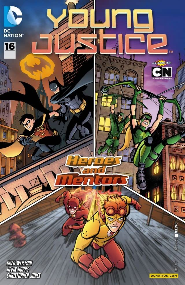 Young Justice (2011-2013) #16