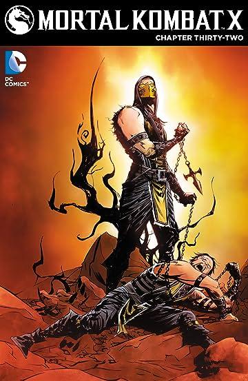 Mortal Kombat X (2015) #32