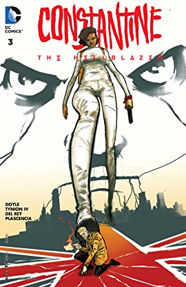Constantine: The Hellblazer (2015-2016) #3